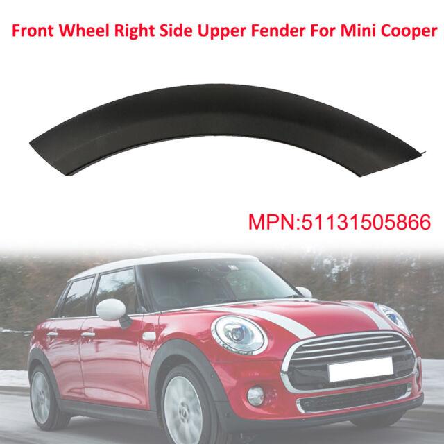Für Mini Cooper R50 R52 R53 Radlauf Abdeckung Vorderseite Richtige #51131505866