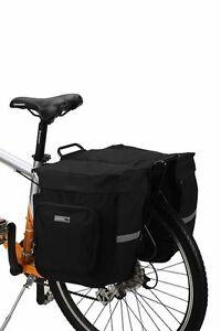 fahrrad gep cktasche satteltasche gep cktr ger tasche fahrradtasche rucksack neu. Black Bedroom Furniture Sets. Home Design Ideas