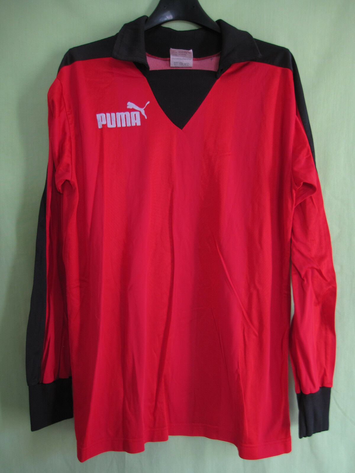 Maillot Stade Rennais Puma Rennes Vintage shirt Made in France Porté x 5