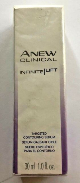 ~ Avon ~ Anew Clinical ~ INFINITE  LIFT Targeted Contour Serum Brand NEW Sealed