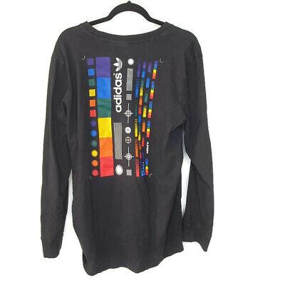 adidas shirt rainbow