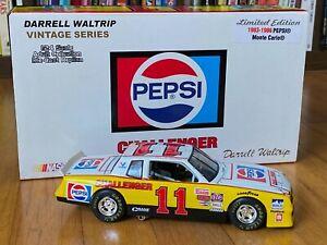 Team-Caliber-Vintage-Series-Darrell-Waltrip-11-1983-Pepsi-Monte-Carlo-1-24-rare