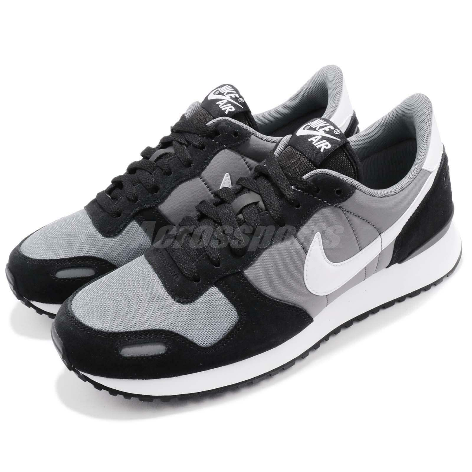 Nike Air VRTX Vortex Black White Grey Vintage Men Running Shoes