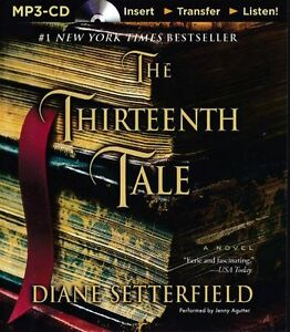 Diane-SETTERFIELD-The-THIRTEENTH-TALE-Audiobook