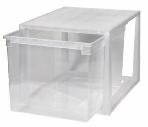 Schubladenbox-Schublade-Aufbewahrungsbox-Kleiderbox-Kommode-Unterbettbox-XXL-52