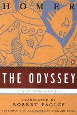 Penguin Classics Deluxe Edition: The Odyssey by Homer (1997, Paperback)