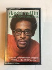 David Ruffin walk away from love cassette (VERY RARE)