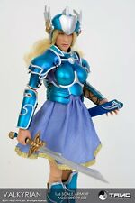 ***LIMITED STOCK*** Triad Toys Valkerian Armor Blue Sixth Scale Accessories