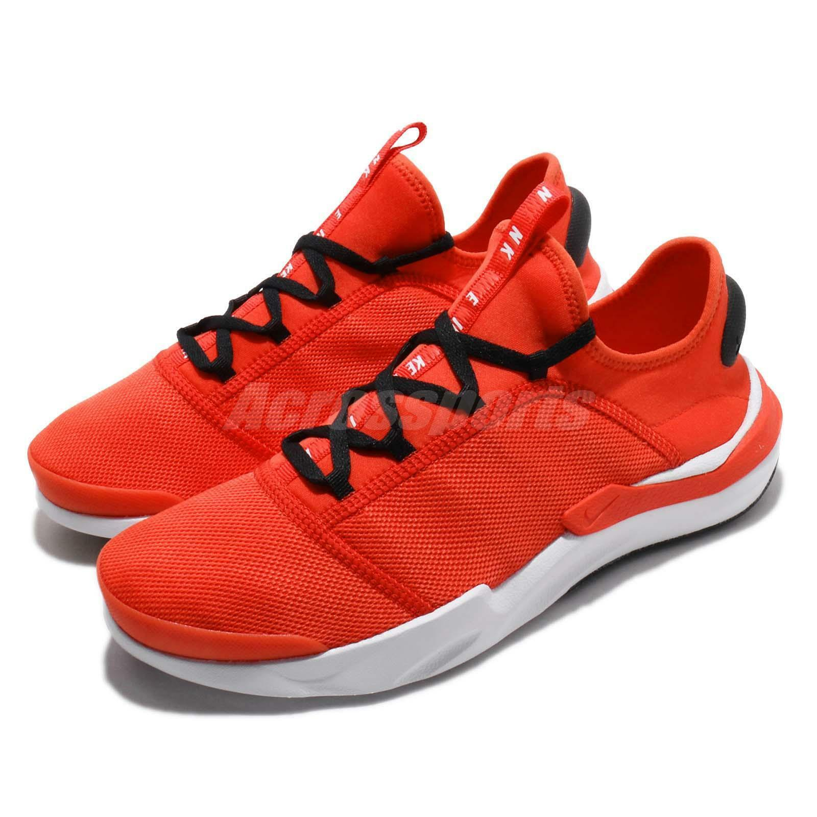 Nike Shift One Habablack Red White Men Running Casual shoes Sneakers AO1733-601