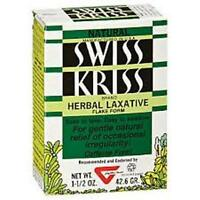 Swiss Kriss Herbal Laxative, 1.5 Oz Powder (3 Pack)