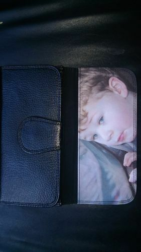 Purse / Mens Wallet Personalised With Your Own Photograph