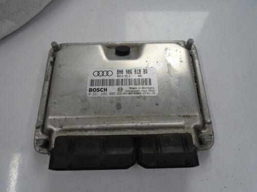 AUDI TT MK1 1.8T PETROL ENGINE ECU  8N0906018BR 0261208005
