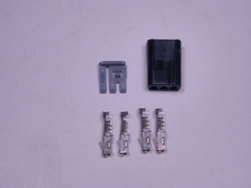 Lot of 2 Delphi Metri-Pack 150 Series 3P Connector Kit Unsealed 3 Position NOS