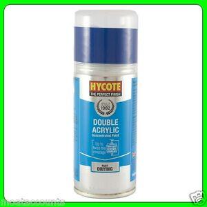 Image Is Loading Hycote Rover Tahiti Blue Acrylic Spray Paint 150ml