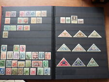 56x Timbres Stamps LITUANIE LIETUVA Used Oblit. + NEUFS UNUSED MH* + AIRMAIL