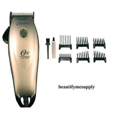 Oster Professional AZTEQ-11 Adjustable Magnetic Motor Clipper 11 Piece Hair Kit