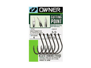 Owner-SSW-Straight-Eye-Cutting-Point-Bait-Hooks-All-Sizes