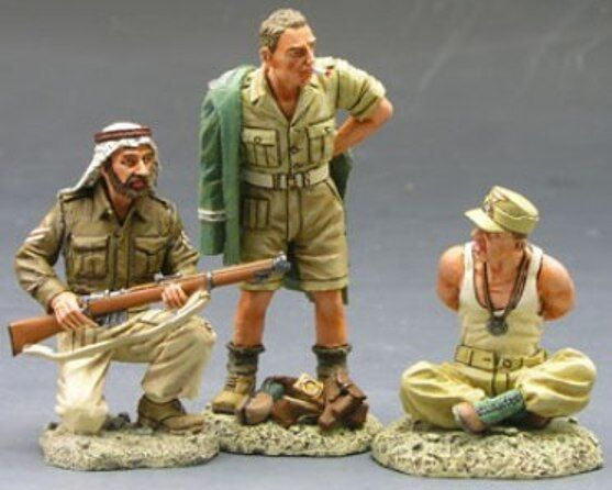 re & Country Inglese 8TH Esercito EA019 The Imposter MIB