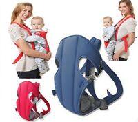 Babytrage Bauchtrage Babytragetuch Rückentrage Tragetuch Baby Carrier