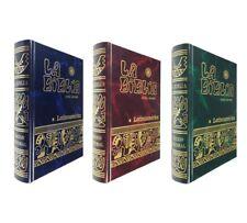Biblia Latinoamericana Letra Grande EDICION Pastoral Pasta Verde L003
