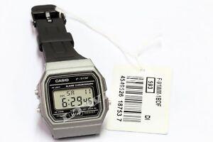 e8e21d8fa99 Image is loading F-91WM-1B-Casio-Unisenx-Watches-Digital-Youth-
