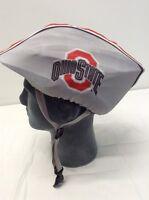 Ohio State Osu Buckeyes Helmet Cover Bicycle Skate Moto Helmet Skin Hat Cover