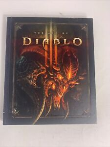 The Art of Diablo  Blizzard Gaming Art Book