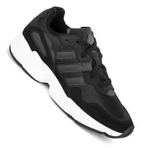 Adidas Yung-96 Black White Men's