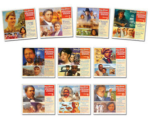NEW Exciting Events Set of 10 CD Audio Album Your Story Hour Drama History Story