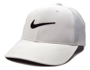 2f512772c05 Image is loading Nike-Legacy-91-Swoosh-Tour-Lightweight-Meshback-Stretch-