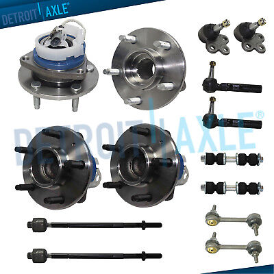 2003 2004 2005 2006 2007 Buick Rendezvous Front Rear Wheel Bearing /& Hub 2WD