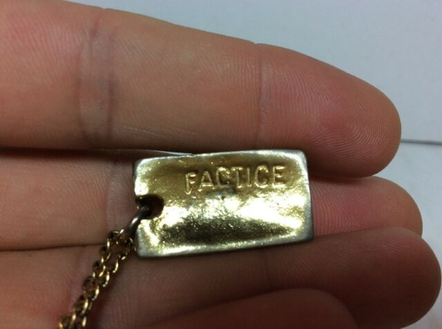 Solid 100/% Real Sterling Silver 999.9 Replica Gold Brick Bar Pendant Charm Icy