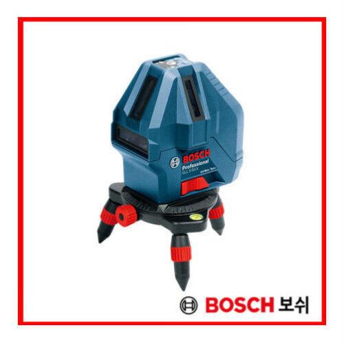 BOSCH GLL 5-50X Professional Self Level Cross Line Practical Laser Tool N/_v