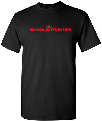 Dick Harrison Ford Deckard T-Shirt Science Fiction Unique Blade Runner Philip K