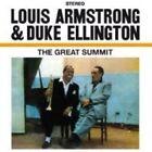 The Great Summit Bonus Tracks Louis Armstrong / Duke Ellington Audio CD