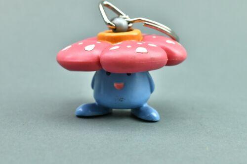 Pokemon Vileplume Burger King Kids Meal Keychain