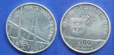 PORTUGAL 200 ESCUDOS VASCO DA GAMA 1998 KM#709 UNC