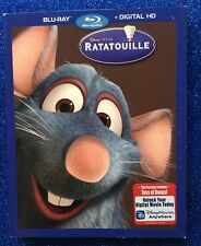 Ratatouille (Blu-ray Disc, 2016) w/ Slipcover  Disney; Pixar