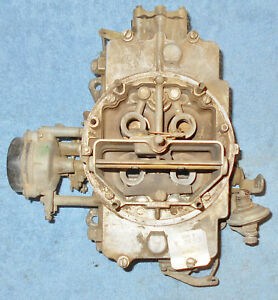 Details about 1966 Ford Thunderbird Fairlane Ranchero Comet Cyclone ORIG  390 428 4V CARBURETOR