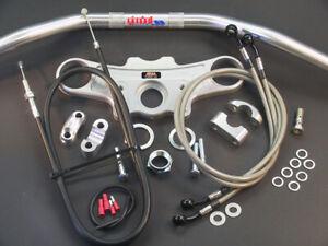 ABM-Superbike-Lenker-Kit-Honda-CBR-600-F-S-PC35-01-06-silber