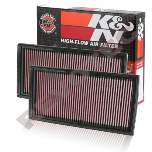 K/&N Hi-Flow Air Intake Filters 33-2405 For Mercedes Benz AMG 2