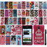 For Huawei Ascend Plus H881C Valiant Y301 DIAMOND BLING HARD Case Cover + Pen