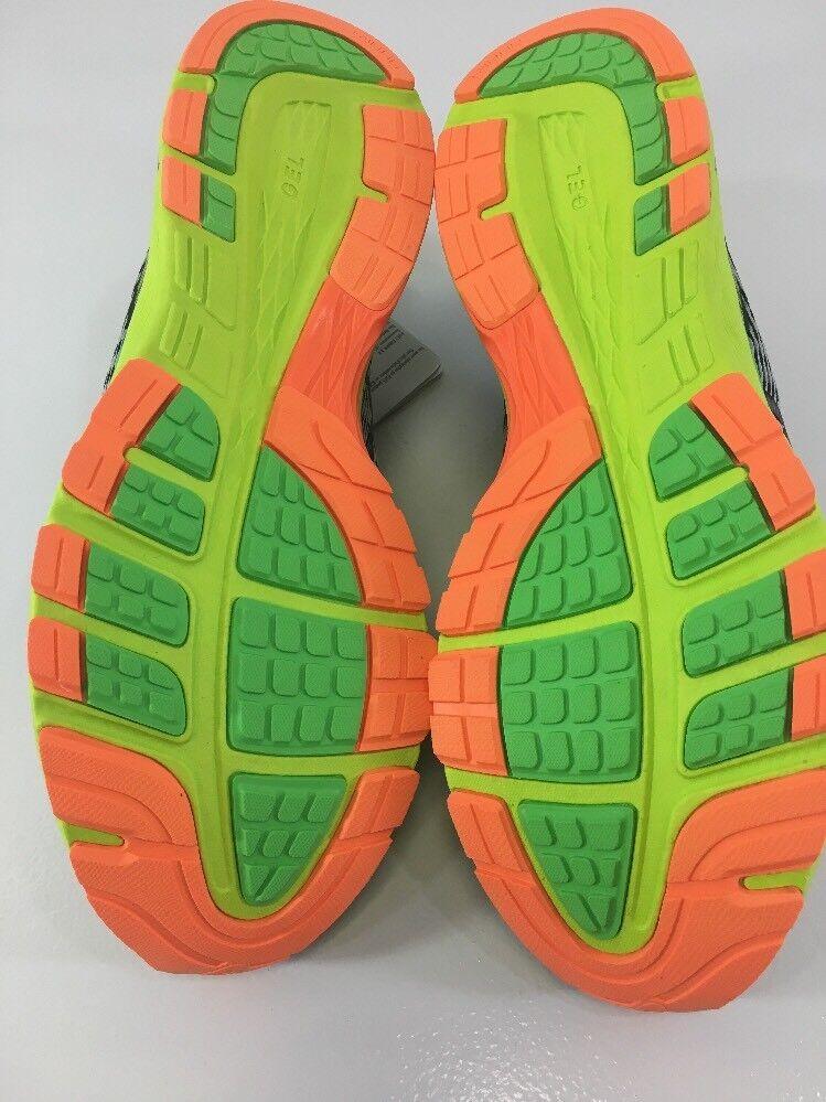 efee2dd1ad5f ... Asics Hombre Zapatos Deportivos dynaflyte Mid Gris Negro Amarillo De De  De Seguridad Nuevo