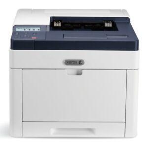 XEROX Phaser 6510DN A4-Farb-Laserdrucker 28 S/Min 250 Blatt USB LAN