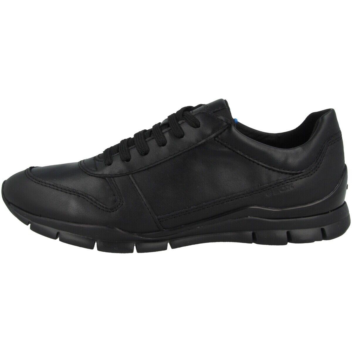 Geox D Sukie C scarpe Wouomo scarpe  da ginnastica Casual Trainers nero D94F2C05485C99999  sconto
