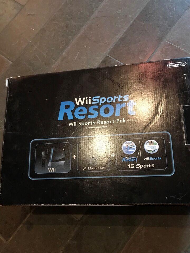 Nintendo Wii, Wii Sports Resort , God