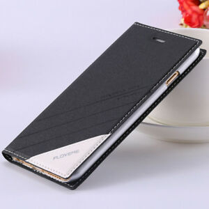 Fashion-Wallet-Flip-PU-Leather-Cover-Full-Protection-Case-for-iPhone-5-5S-SE-Bla
