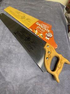 Vintage Sandvik Hogboo Steelwork Bruk Model 271-11T Hand ...