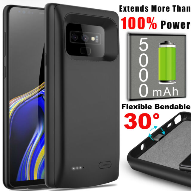 cheap for discount 2eac6 81781 for Samsung Galaxy Note 9 Battery Pack Case Portable Charging Power Bank  Charger