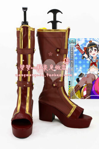 Love Live Lovelive  Navy Awakening Boots Cosplay Shoes Cos Shoes